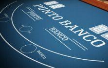 Baccarat Punto Banco