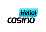 Hello Casino: Enjoy a 100% Bonus up to $100 + 25 Free Spins