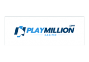 PlayMillion Casino: Get 100% up to $100 and 25 Bonus Spins